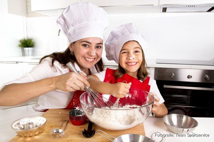 Kinderen leren lekker en gezond koken in 'Kook je Fit'