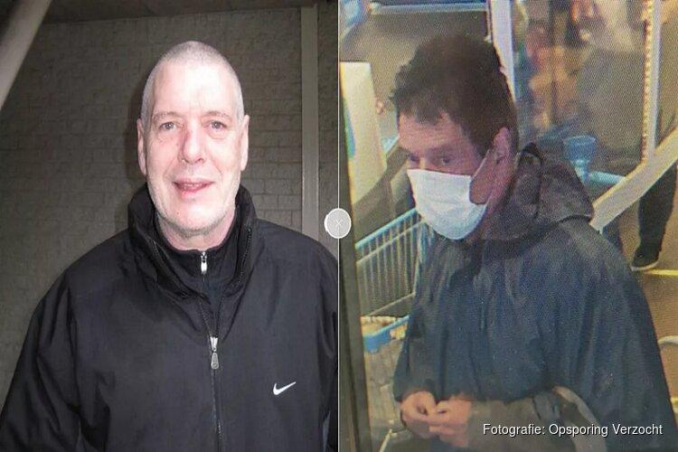 Weggelopen tbs'er Henk Ernst verdacht van overval op Aldi Den Helder