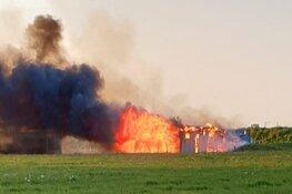 Aanhoudingen bij brand in clubhuis crossvereniging Den Helder