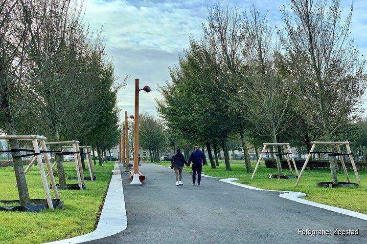 Derde deel Stadspark klaar