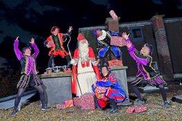 Pieten nemen Stadshal van Theater de Kampanje over  voor een Pietenfabriek Drive Thru!