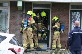 Brandweer massaal uitgerukt voor gaslek Den Helder