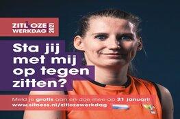Rolstoelbasketbalster Saskia Pronk daagt werkend Nederland uit om minder te zitten!
