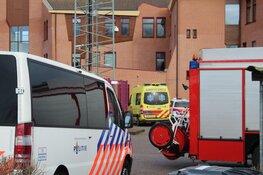 Gevaarlijke stof aangetroffen bij politiebureau in Den Helder