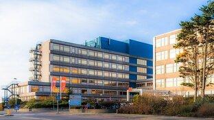 Stormschade aan ziekenhuis Den Helder: morgen weer operaties