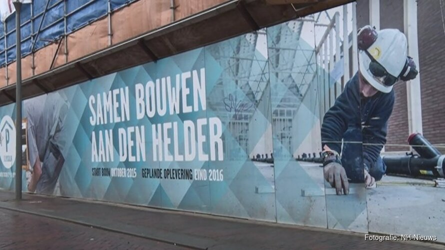 Den Helder moet weer 'bruisen': alle winkels naar het centrum