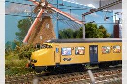 3 en 4 maart Noord-Hollandse Modelspoor Dagen