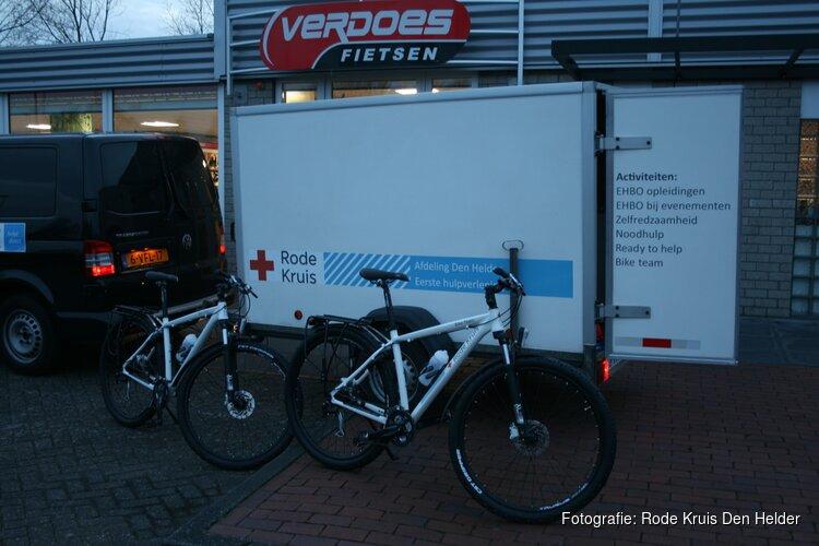 Rode kruis Den Helder op zoek naar nieuwe collega's