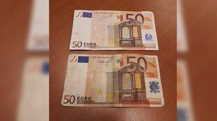 Vals geld in omloop in Den Helder
