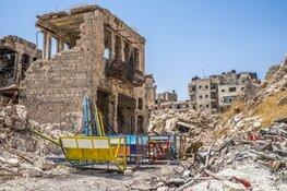 Fotograaf in Aleppo