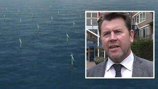 """Den Helder 'ontzettend blij' met aangekondigde windmolenparken: """"Een grote kans"""""""