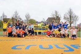 Sportieve kwartfinale 6 vs 6 op Cruyff Court in Den Helder!