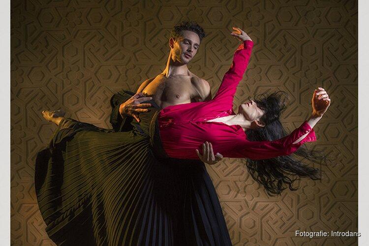 Vijf sterchoreografieën gemaakt door vijf sterchoreografen  Introdans danst 5★★★★★