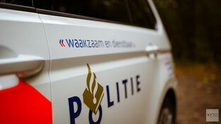 Dronken man in Den Helder rijdt auto in de prak en neemt de benen