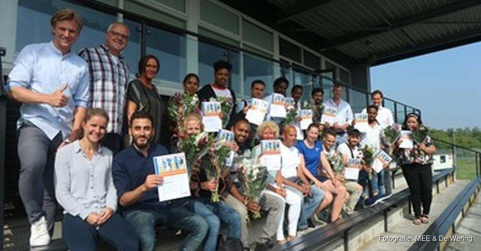 Afsluiting SportWerkt Den Helder