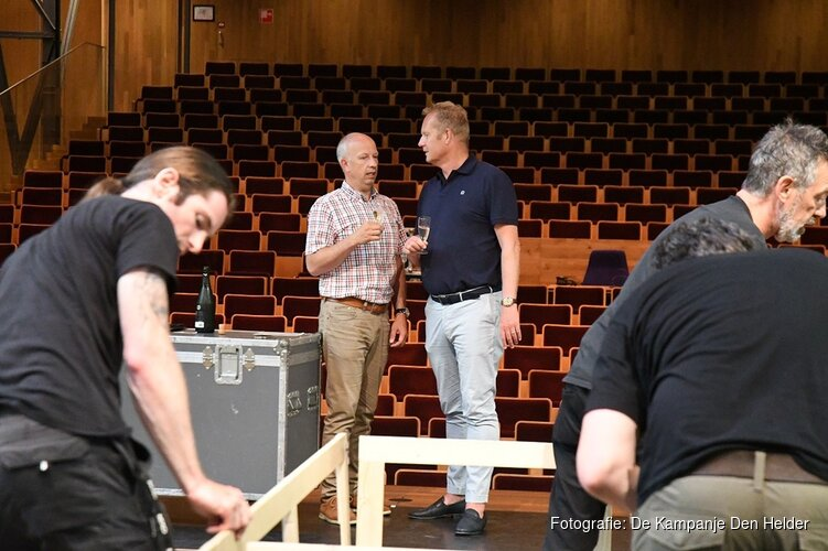 Variopool nieuwe partner van Theater de Kampanje