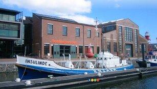 Combikaart Marinemuseum en Reddingmuseum