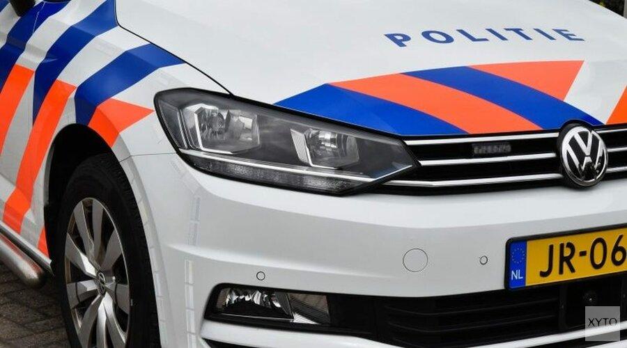 Drie jongens aangehouden na poging woninginbraak