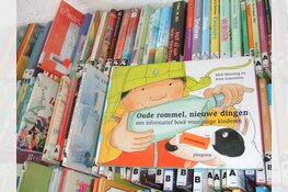 Magazijnverkoop afgeschreven bibliotheekboeken