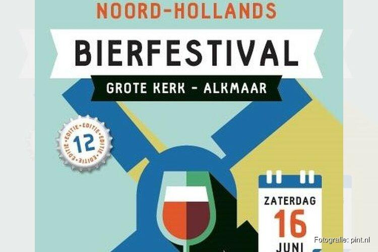 Zaterdag Noord-Hollands Bierfestival in de Grote Kerk