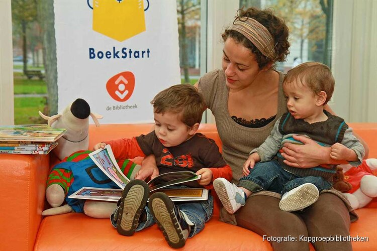 BoekStart Café over Mindful Opvoeden