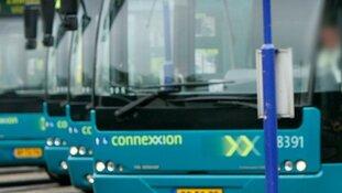 Vanaf maandag voor onbepaalde tijd geen busvervoer door staking