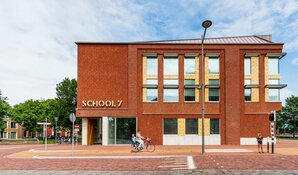 School 7 genomineerd voor internationale prijs