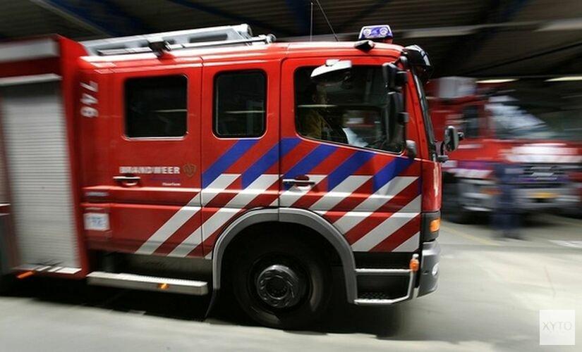 Geen paniek bij de brandweer: ook bij twee branden voldoende inzet