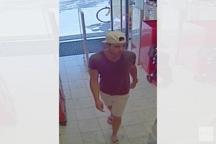 Den Helder - Gezocht - Winkeldievegge meldt zich bij politie; winkeldief nog steeds gezocht