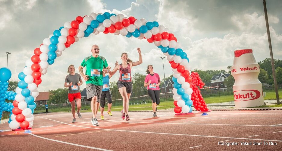 Yakult Start To Run bij SV Noordkop Atletiek