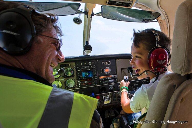 Hoogvliegers gezocht voor de Hoogvliegersdag op Maritiem Vliegkamp de Kooy