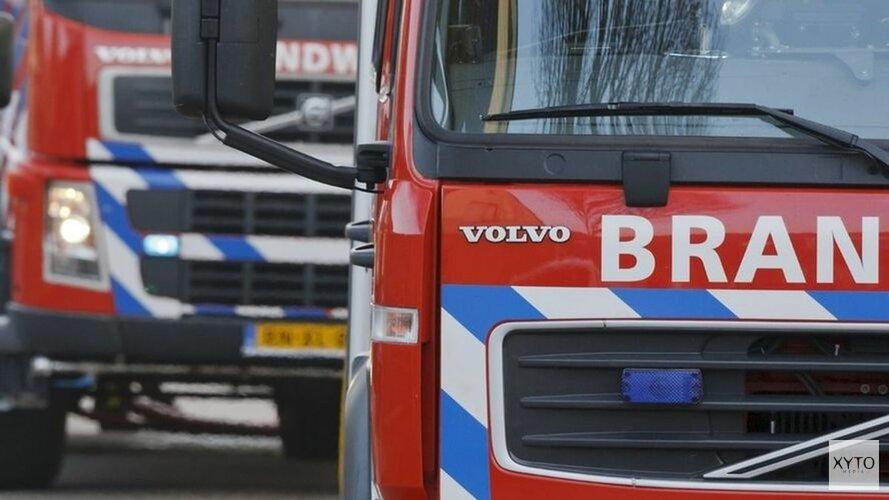 Koopavond Den Helder verstoord door brand in winkelstraat
