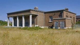 Verbouwing 'nazi-casino' Huisduinen in volle gang