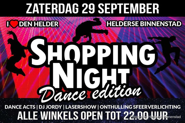 Shopping Night in de Helderse Binnenstad