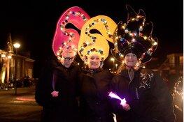 Wandel mee tijdens de vierde editie van lichtjesloop!