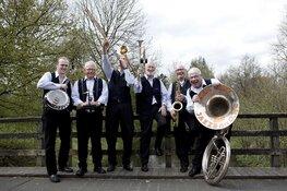Sea Side Jazzband in de Keesschuur