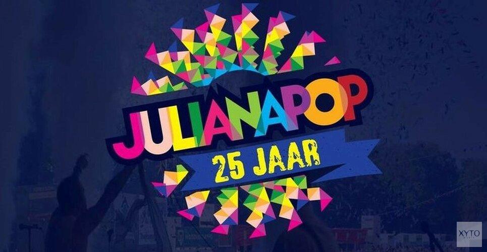 Julianapop voortaan op zaterdag