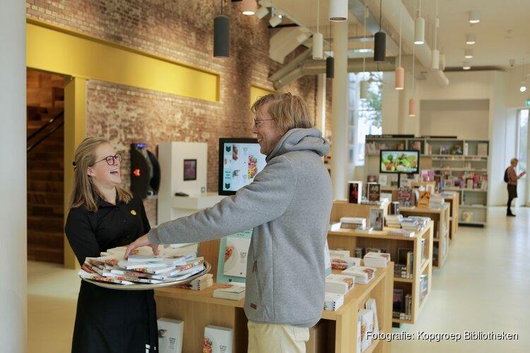 Je bent wat je eet tijdens Nederland Leest bij Kopgroep Bibliotheken