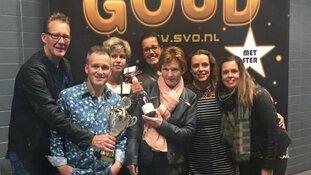 Slager Halman is Provincie kampioen winnaar geworden op de slavakto