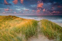Fotolezing over zee en kustgebieden in School 7
