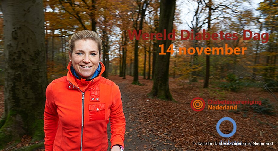 Internationale Dag tegen Diabetes