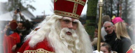 Sinterklaasintocht Den Helder prachtig kinderfeest