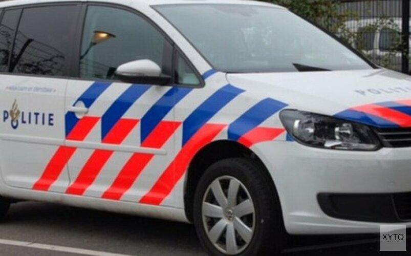 Dronken bestuurder klapt tegen huis aan in Den Helder