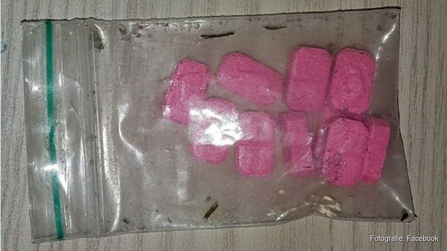 Man vindt zak xtc-pillen op grasveldje Julianadorp