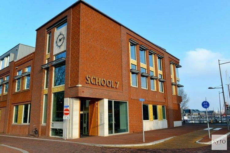 Helderse bieb 'School 7' gaat lunchen met koning en koningin op paleis Noordeinde