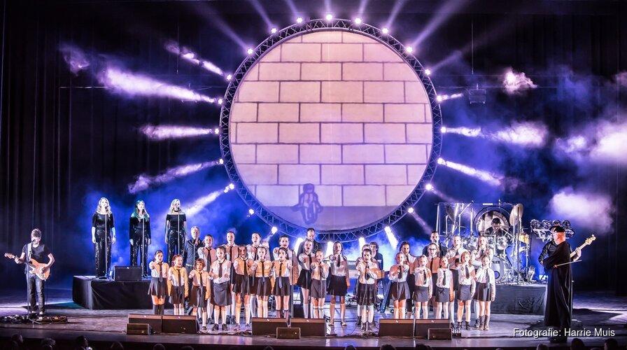 Pink Floyd Project en KidsRights slaan handen ineen