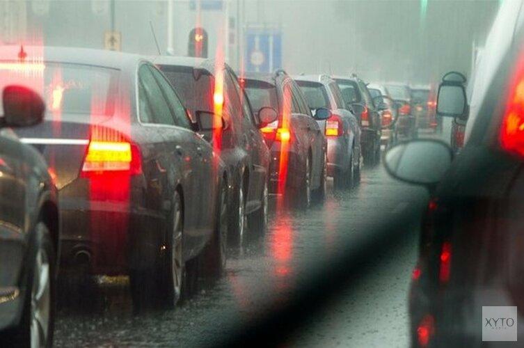 Regen op komst: waarschuwing voor drukke maandagochtendspits