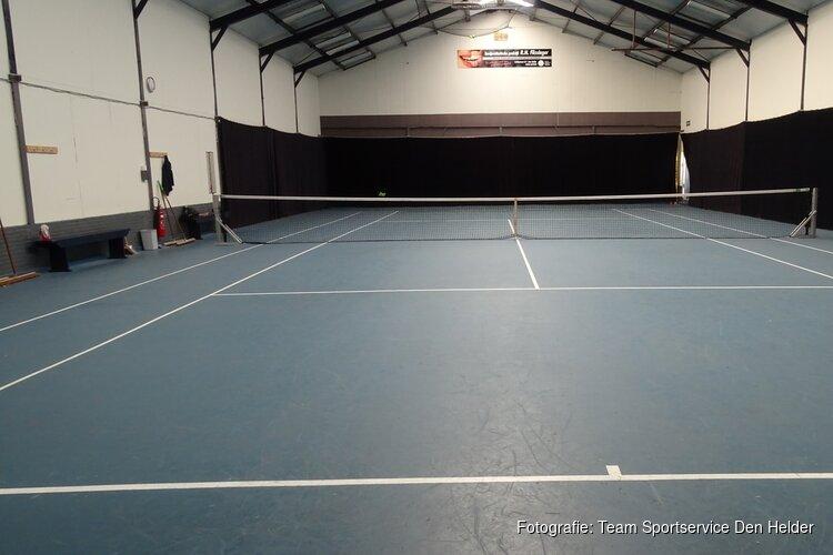 Indoor tennissen in de tennishal aan het Schapendijkje?! Dat kan!