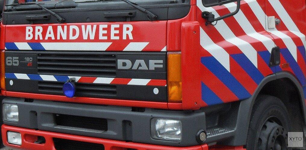 Carports en auto's in vlammen op in woonwijk Julianadorp