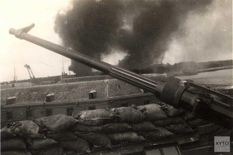 Lezing over luchtoorlog boven Den Helder 16 februari